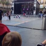 Bilbao Aste Nagusia 2016, Plaza Barria