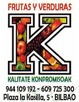 Frutas y Verduras K
