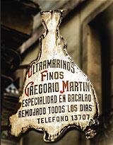 Ultramrinos Gregorio Martin