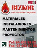 Bizkor Seguridad Contra Incendios